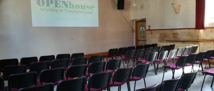 The Hall at the British School